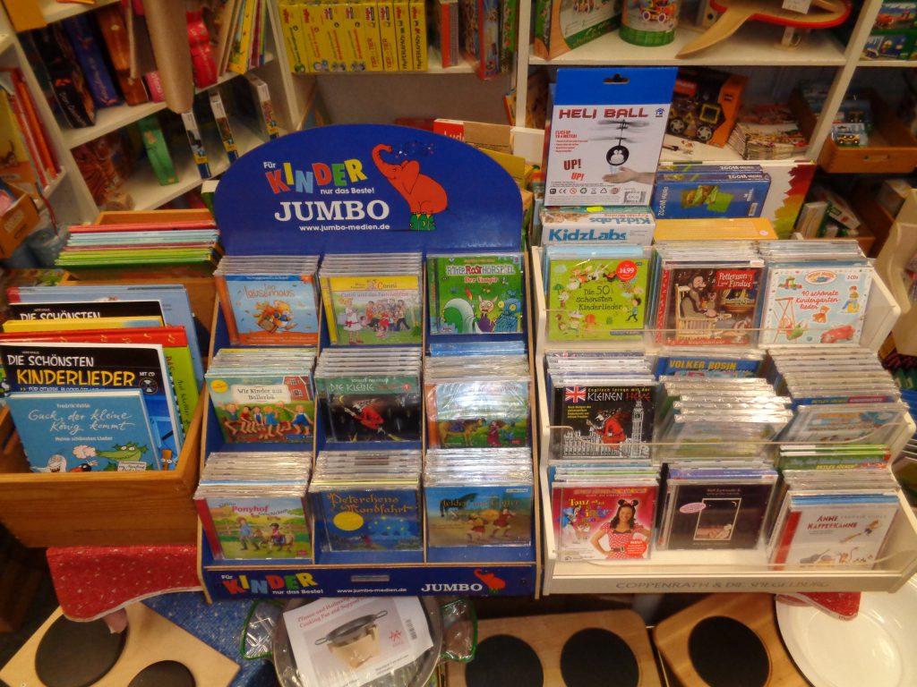 Cd´s für Kinder, Hörspiele, Lieder- und Lern-Cd´s