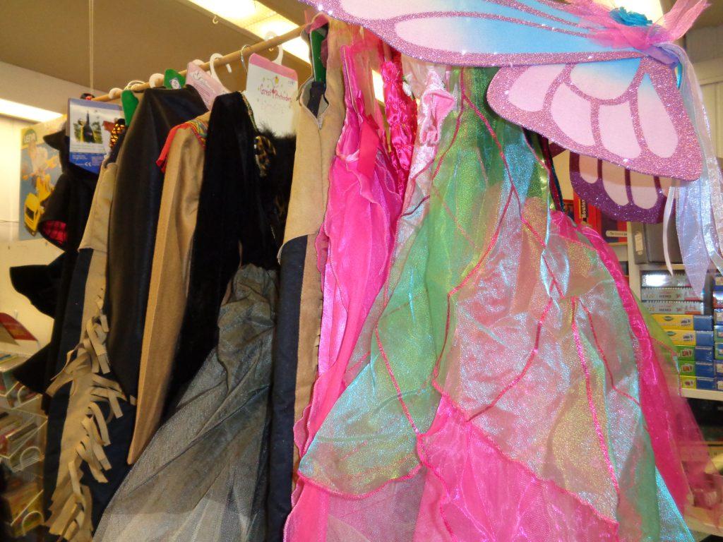 Kostüme und Feenkleider
