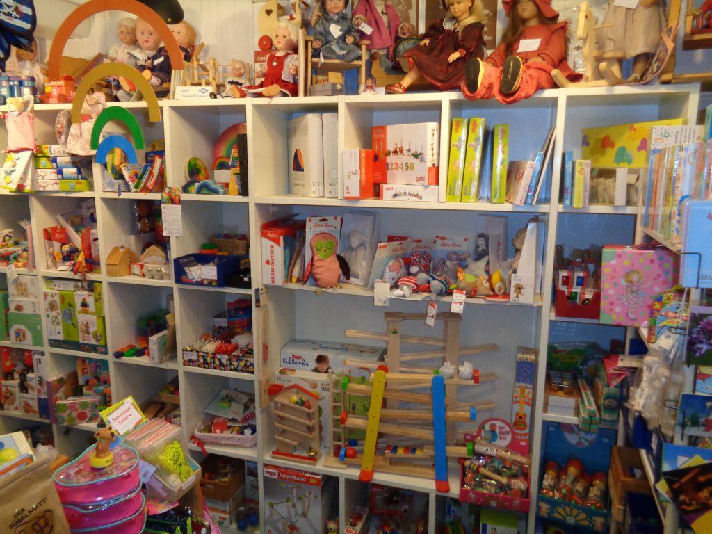 Geburtstagszüge, Kugelbahnen, Spieluhren
