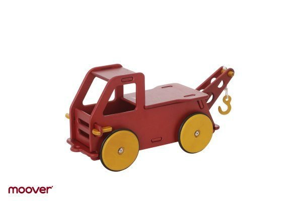 MooverToys_Babytruck,rot