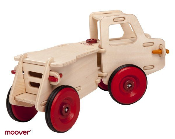MooverToys_Kindergarten Junior Truck natur