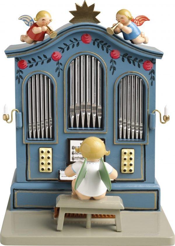 636_OrM Orgel mit 36-stimmigen Musikwerk von Wendt & Kühn