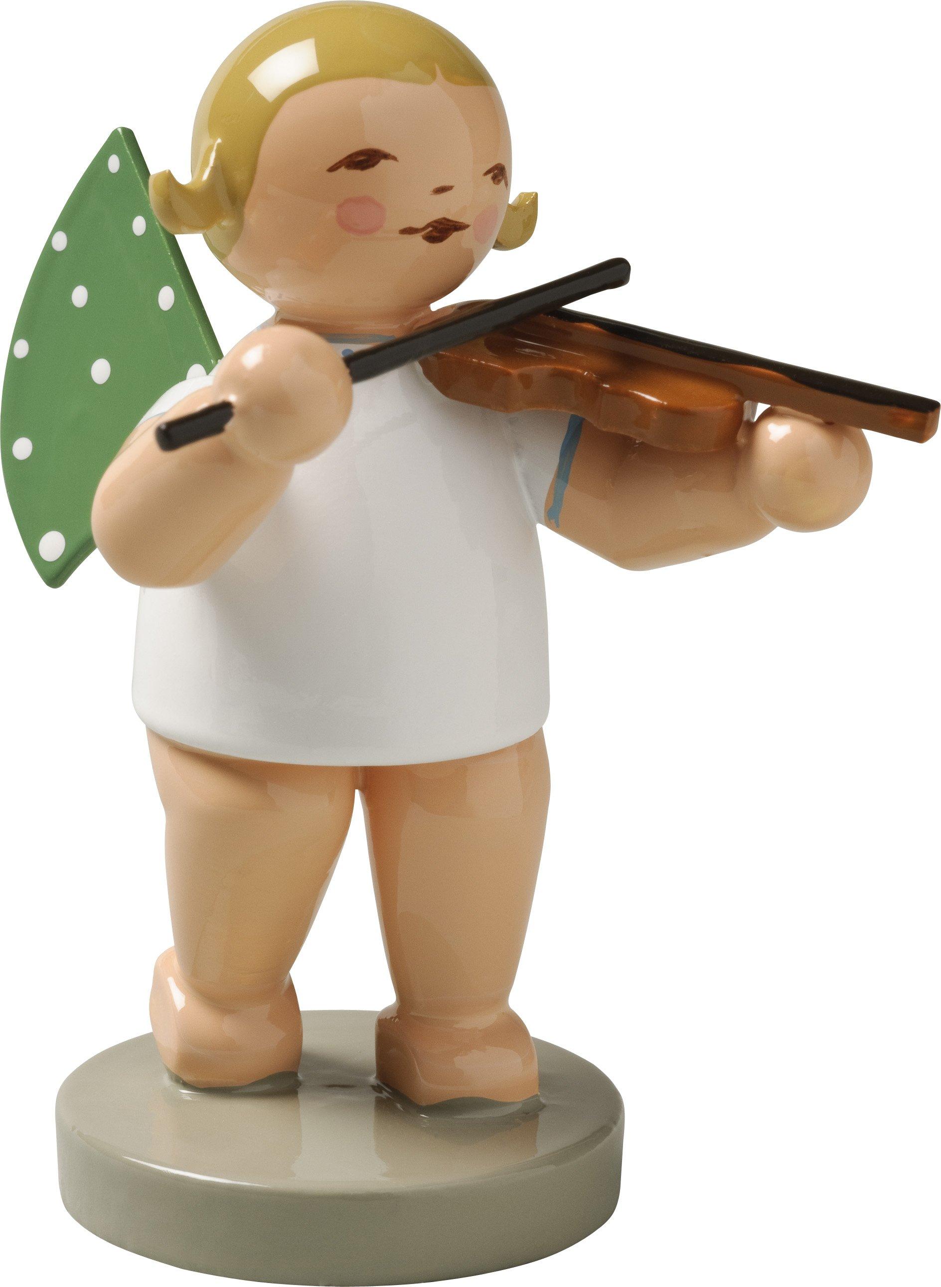 650_2 Engel mit Geige von Wendt & Kühn