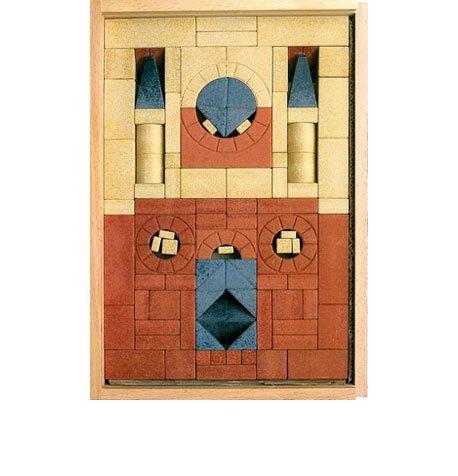 Anker- Steinbaukasten, Grundkasten Nr. 6