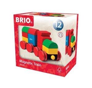 30124 - Brio magnetischer Holz-Zug