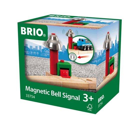 33754 - Brio magnetisches Glockensignal