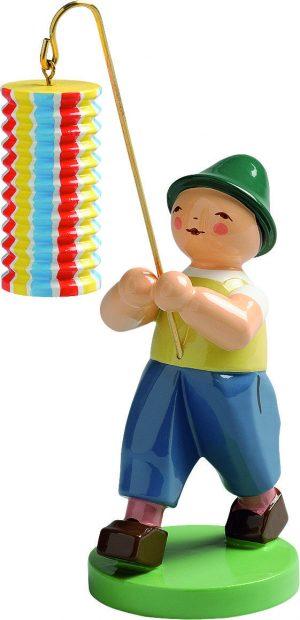 6228_N_4 Junge mit langem Lampion gestreift, der Firma Wendt und Kühn