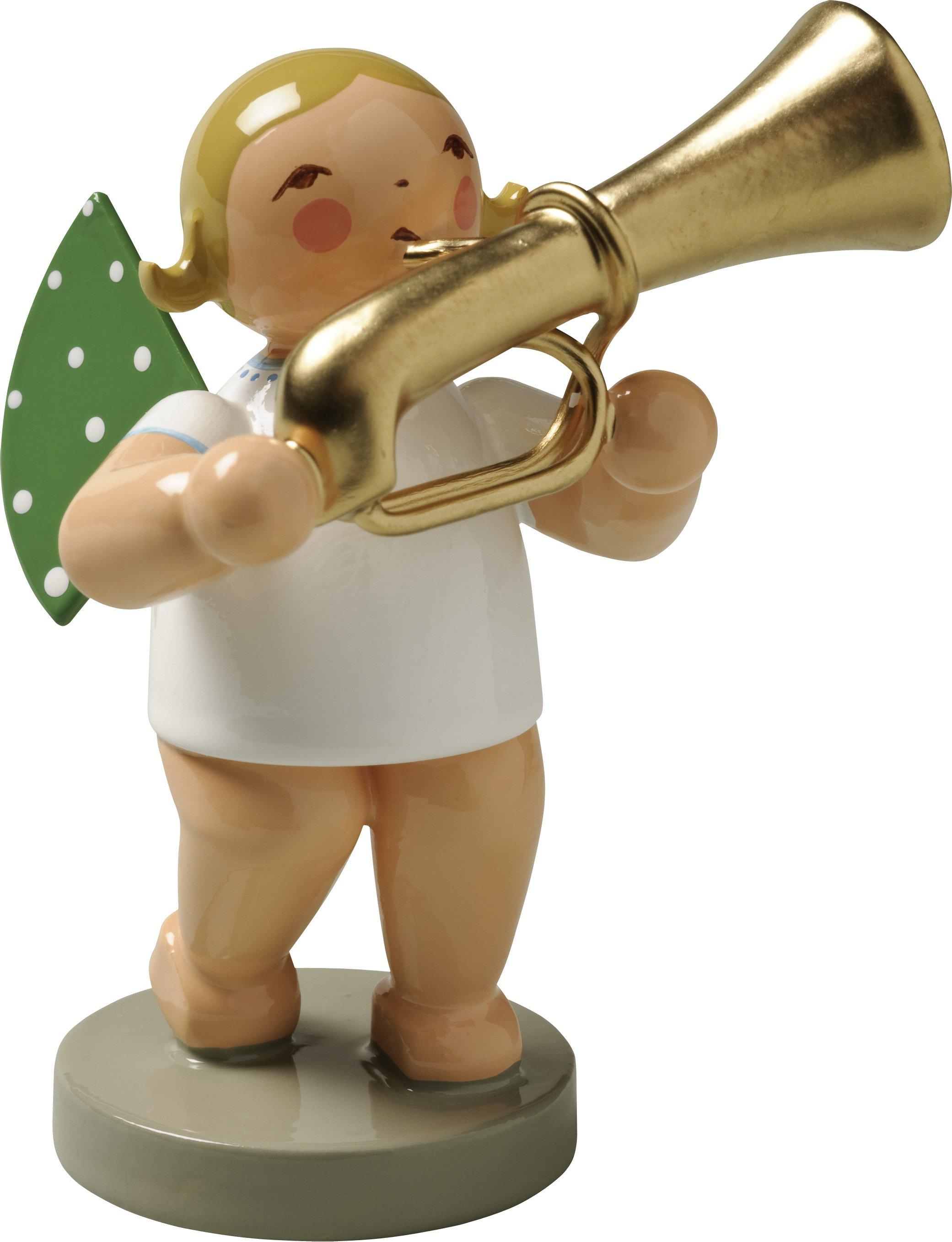 650_28 - Engel mit Basstrompete der Firma Wendt und Kühn