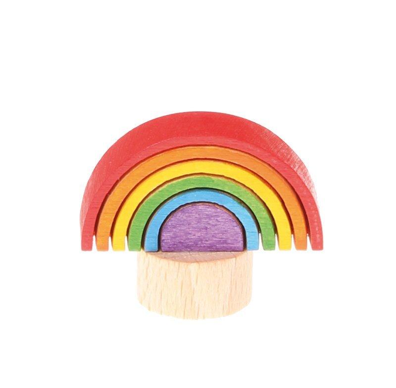Stecker Regenbogen