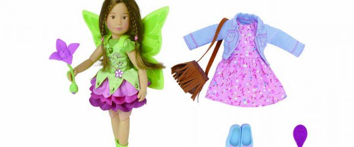 Kruselings: Käthe Kruse erweitert ihr Sortiment mit Fantasie-Abenteuer-Puppen