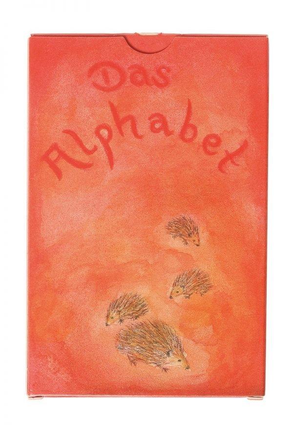 Kartenspiel Alphabet