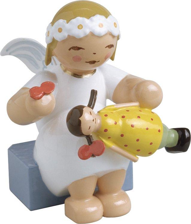 Mageritenengel mit Puppe