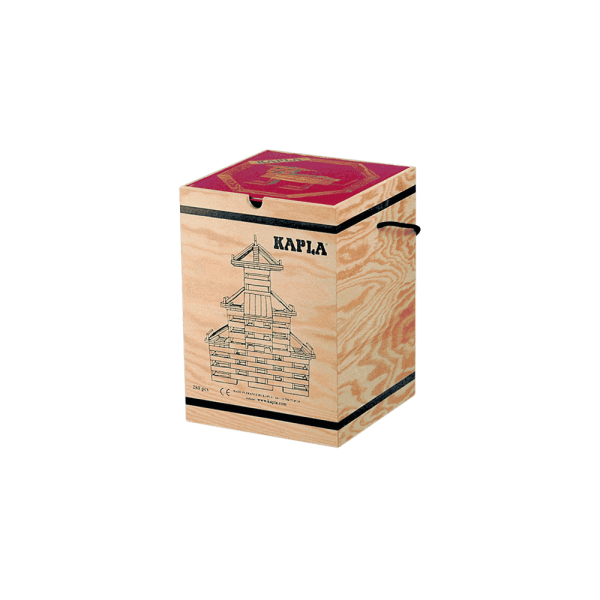 KAPLA 280er Box inklusive Kunstbuch