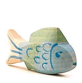Fisch, blau