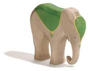 Elefant Sattel II