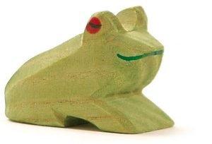 Frosch sitzend