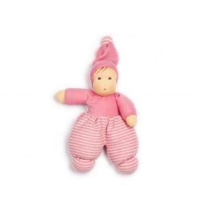 Mini Möpschen rosa gestreift
