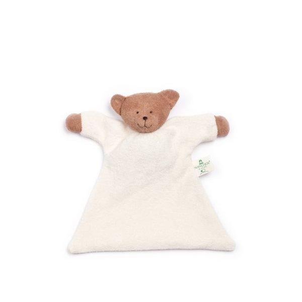 Nuckeltuch Bär