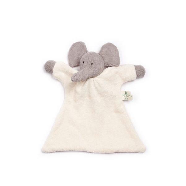 Nuckeltuch Elefant