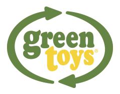 Jetzt neu eingetroffen: Sandspielsachen von Green Toys
